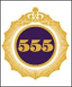 State Express 555 logo